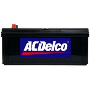 ACDelco truck battery placeholder