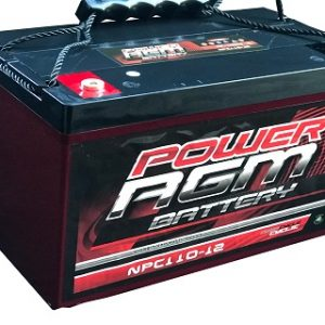 Power AGM NPC110-12